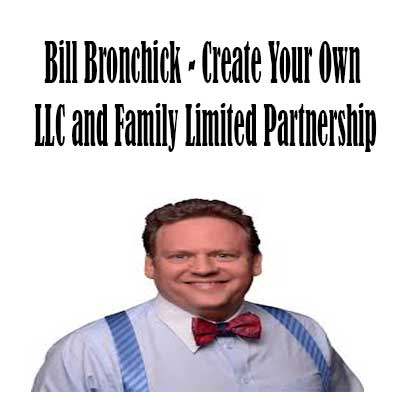 Bill Bronchick - Create Your Own LLC and Family Limited Partnership, Create Your Own LLC download. And, Create Your Own LLC Free. Then, Family Limited Partnership groupbuy. Family Limited Partnership review, Bill Bronchick Author
